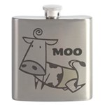 Moo Cow Flask