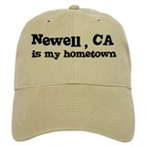 Newell - hometown Baseball Cap
