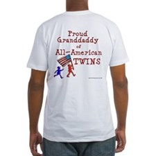 Cute Twin grandfather Shirt
