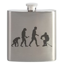 Hockey Evolution Flask