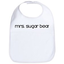 Mrs. Sugar Bear Bib