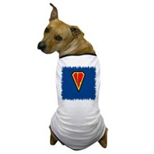 Blue Lex Luther Dog T-Shirt