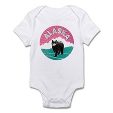 Alaska Bear Infant Creeper
