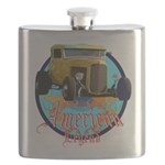 American legend Flask