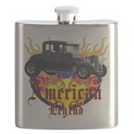 duece coupe Flask