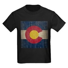 Vintage Colorado Flag T