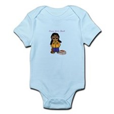 Cute Geeks and nerds Infant Bodysuit