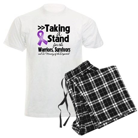 Stand Leiomyosarcoma Men's Light Pajamas