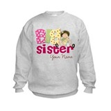 Big Sister Brunette Sweatshirt
