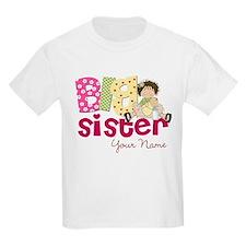 Big Sister Brunette T-Shirt