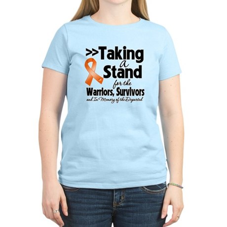 Stand Kidney Cancer Women's Light T-Shirt