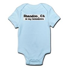 Shandon - hometown Infant Creeper