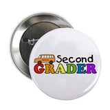 Second Grader Button