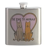 FIN-be-kind-to-animals.png Flask