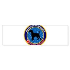 Standard Schnauzer Bumper Car Sticker