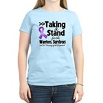 Stand GIST Cancer Women's Light T-Shirt