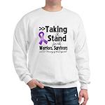 Stand GIST Cancer Sweatshirt