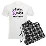 Stand GIST Cancer Men's Light Pajamas