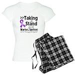 Stand GIST Cancer Women's Light Pajamas