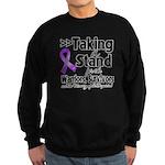 Stand GIST Cancer Sweatshirt (dark)