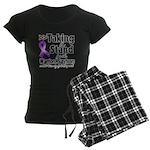 Stand GIST Cancer Women's Dark Pajamas