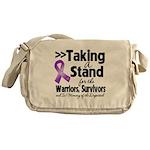 Stand GIST Cancer Messenger Bag