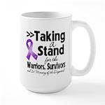 Stand GIST Cancer Large Mug