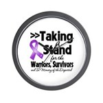 Stand GIST Cancer Wall Clock