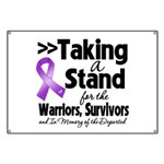 Stand GIST Cancer Banner