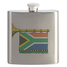 South Africa Vuvuzela Flask