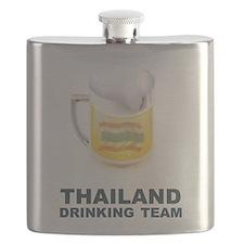 Thailand Drinking Team Flask