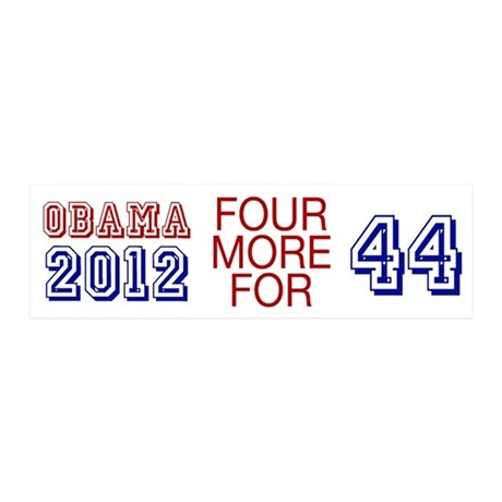 Obama 44 36x11 Wall Decal