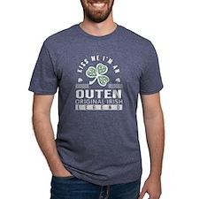 Blue Suede T Shirt