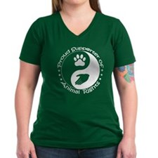 Supporter of Animal Rights Shirt