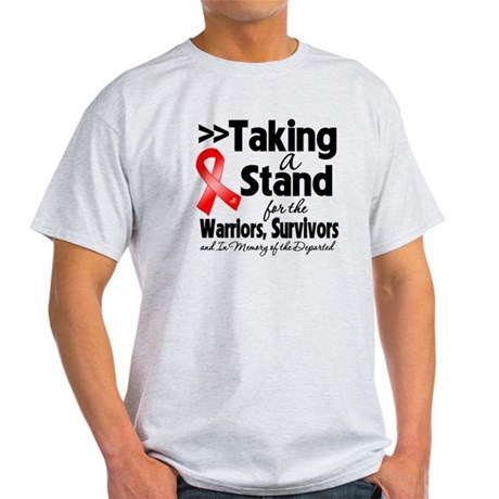 Stand Blood Cancer Light T-Shirt
