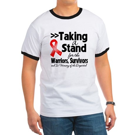Stand Blood Cancer Ringer T
