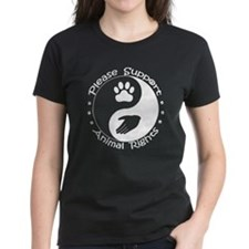 Please Support Animal Rights Tee
