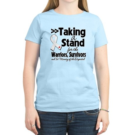 Stand Bone Cancer Women's Light T-Shirt