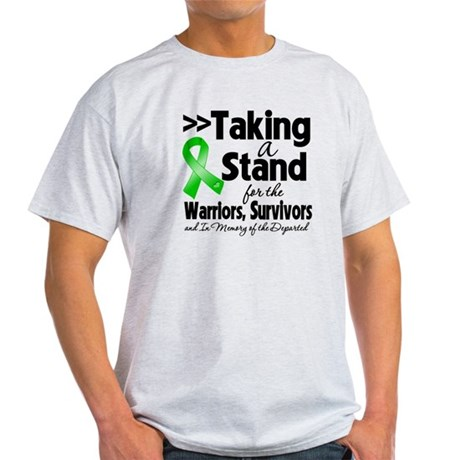 Stand Bile Duct Cancer Light T-Shirt