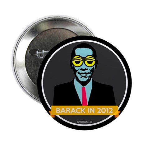 "Obama Pop Art 2.25"" Button"