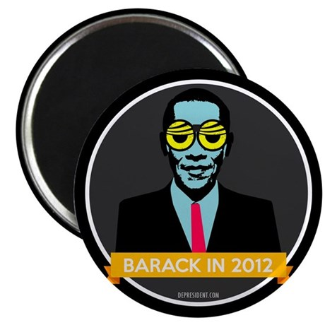 "Obama Pop Art 2.25"" Magnet (100 pack)"