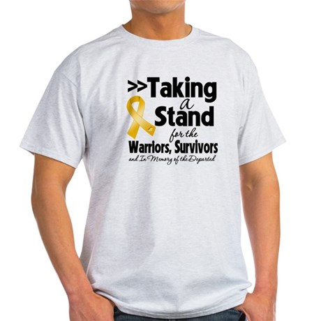Stand Appendix Cancer Light T-Shirt