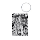 Sugar Glider Aluminum Photo Keychain