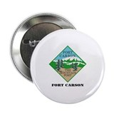 "Fort Carson with Text 2.25"" Button"