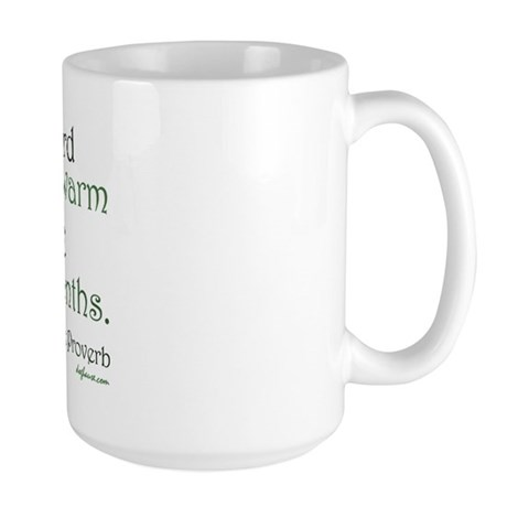 Kind Word Large Mug