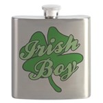 Irish Boy Flask
