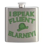 I Speak Fluent Blarney Flask