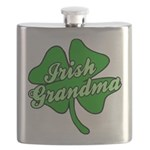 Irish Grandma Flask
