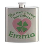 Emma Personalized Flask