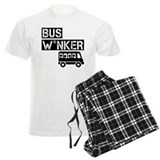 Bus W*nker Pajamas
